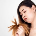 repairing damaged hair